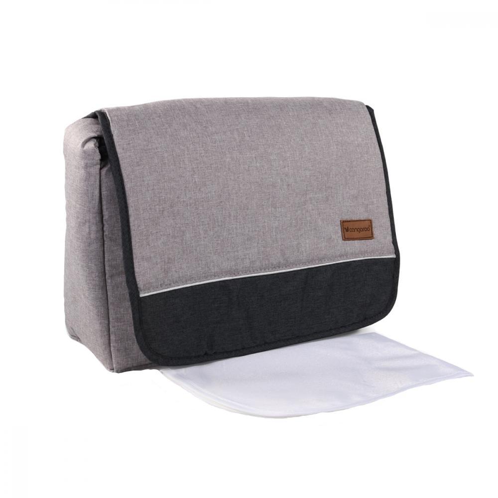 Geanta pentru mamici Mama Bag Maraya Grey