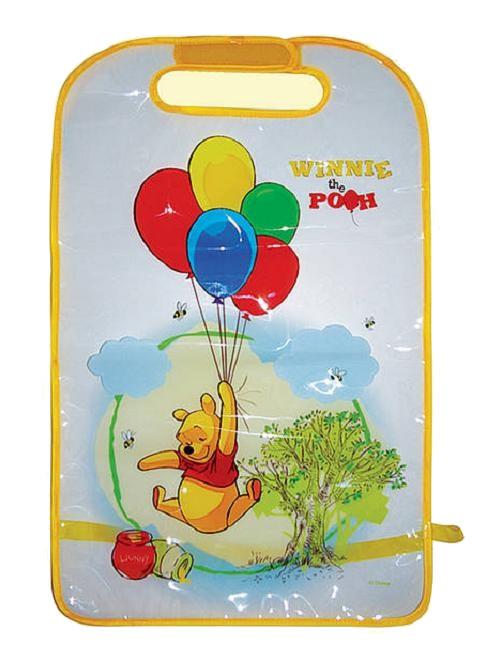 Husa protectoare scaun auto Markas Winnie the Pooh 2