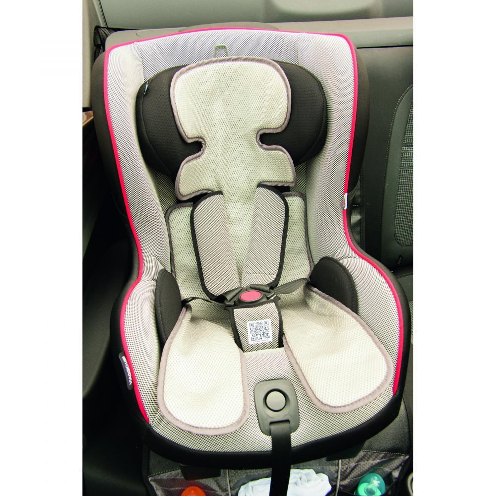 Protectie antitranspiratie pentru scaun auto Grey Fillikid