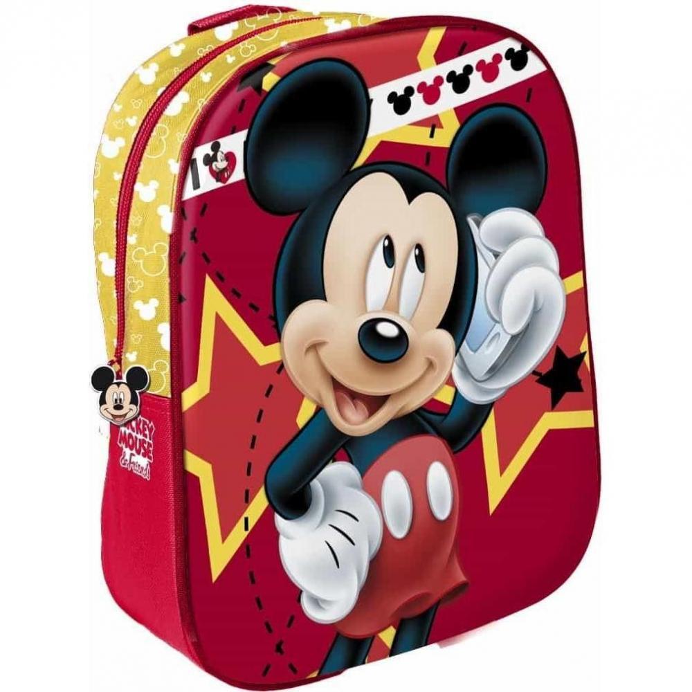 Rucsac 32 cm Mickey Star