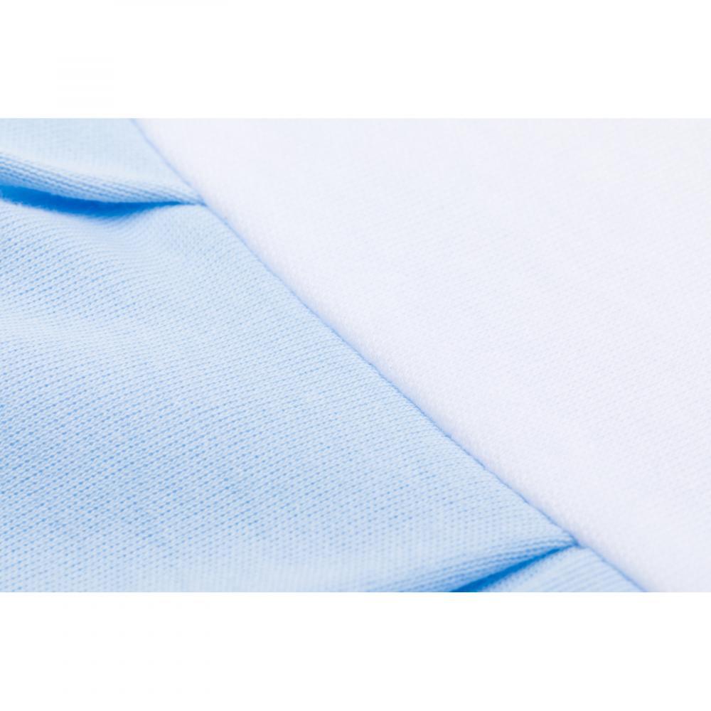 Sac de dormit Print blue pentru iarna 70 cm Fillikid