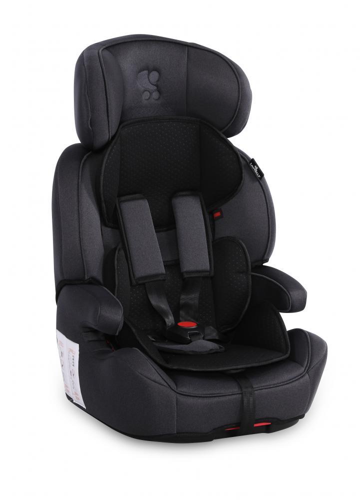 Scaun auto 9-36 Kg cu Isofix Iris Black