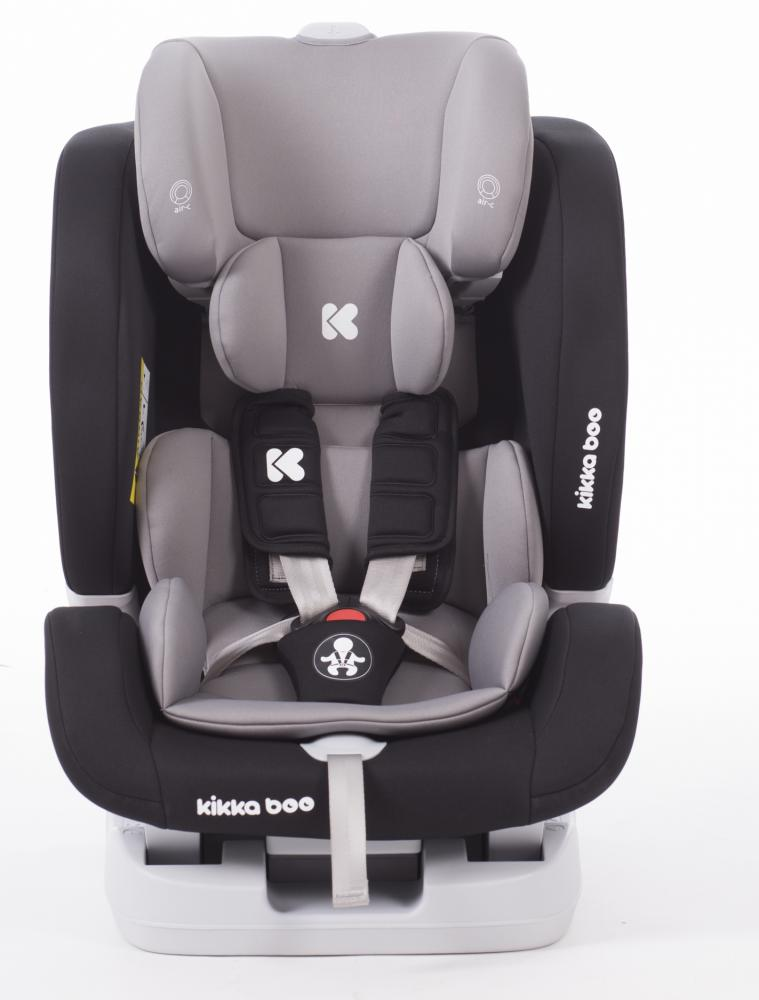 Scaun auto cu isofix 0-36 kg 4 in 1 Black