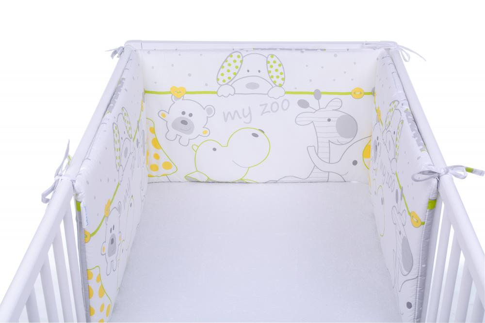 Set 2 aparatoare laterale patut My Little Zoo Yellow 004