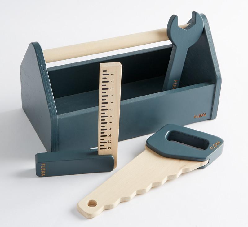 Trusa de scule pentru copii The Workbench Flexa