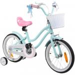 Bicicleta Junior Sun Baby Bmx Star 16 turcoaz