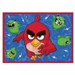 Covor Feathered  Furios Angry Birds 95X133CM