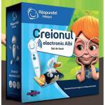 Creion Electronic Albi Raspundel Istetel