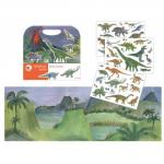 Set magnetic dinozauri