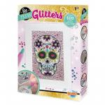 Set de creatie Glitters Craniu Mexican