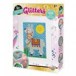 Set de creatie Glitters Lama