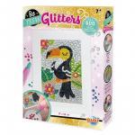 Set de creatie Glitters Tucan