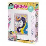 Set de creatie Glitters Unicorn