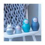 Jucarii multisenzoriale Nesting Babies Blue