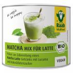 Matcha mix Latte bio 90g RAAB