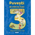 Povesti de citit la 3 ani