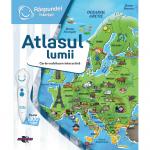 Raspundel Istetel Carte Atlasul Lumii