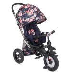 Tricicleta multifunctionala Vetta Special Edition Flowers