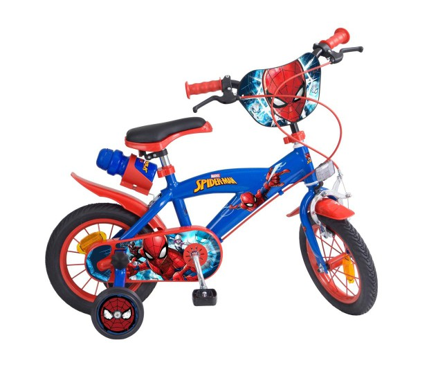 Bicicleta copii 14 Spiderman