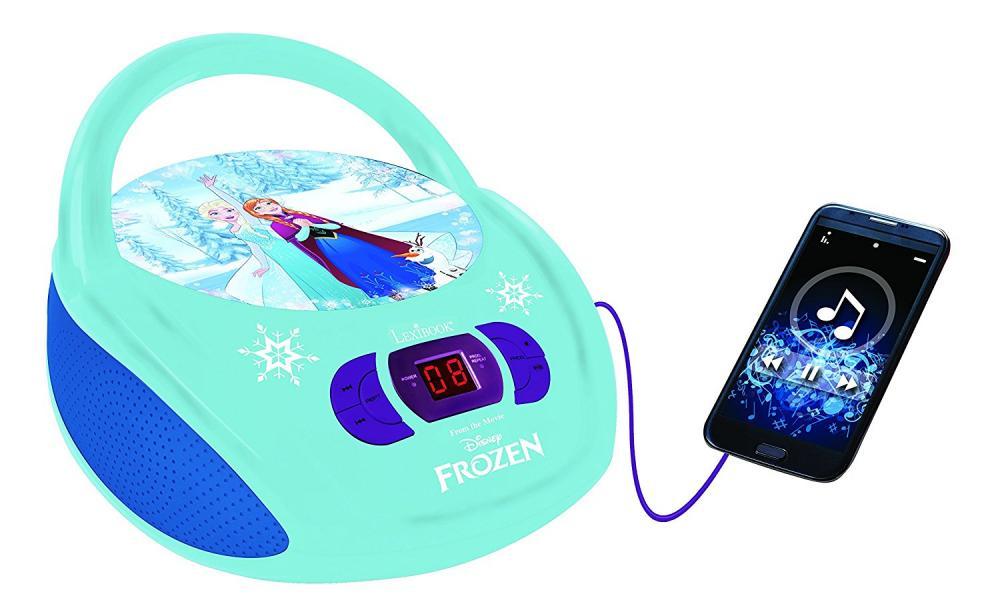 Boombox radio cd player Disney Frozen