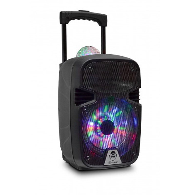Boxa portabila bluetooth cu microfon Idance karaoke groove 216