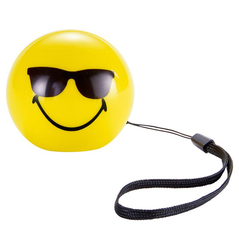 Boxa portabila cu bluetooth emoticon smiley cool Bigben