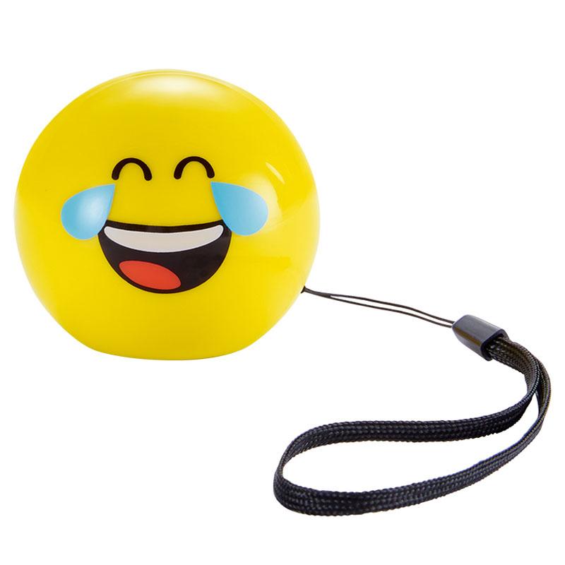 Boxa portabila cu bluetooth emoticon smiley lool Bigben
