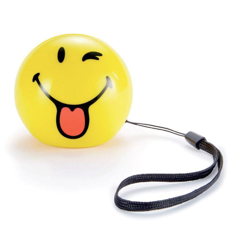 Boxa portabila cu bluetooth emoticon smiley wink Bigben