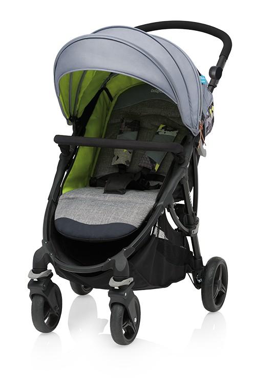 Carucior sport Baby Design Smart 07 Light Gray 2019 imagine