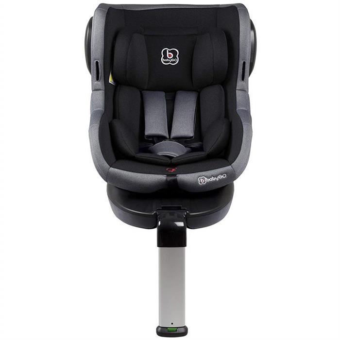 Scaun auto ISO rotativ 360 cu isofix black