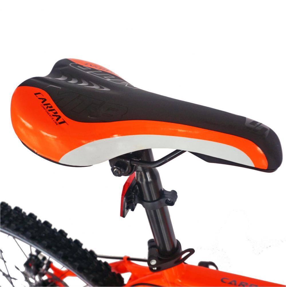 Bicicleta Carpat 26 Viper C2652A cadru otel portocaliugri