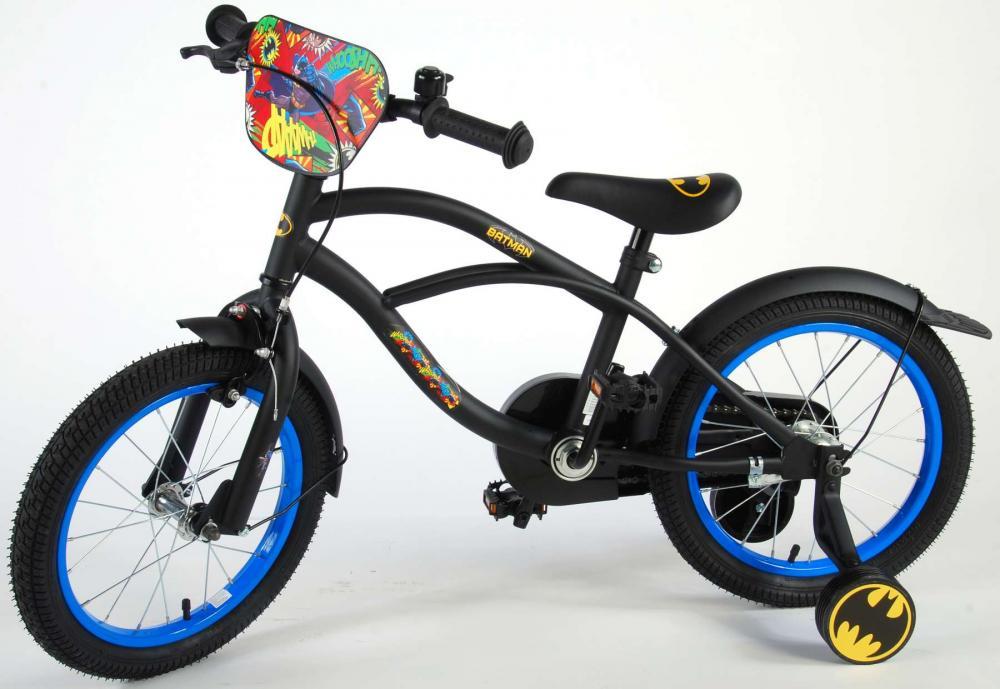 Bicicleta Volare Batman 16
