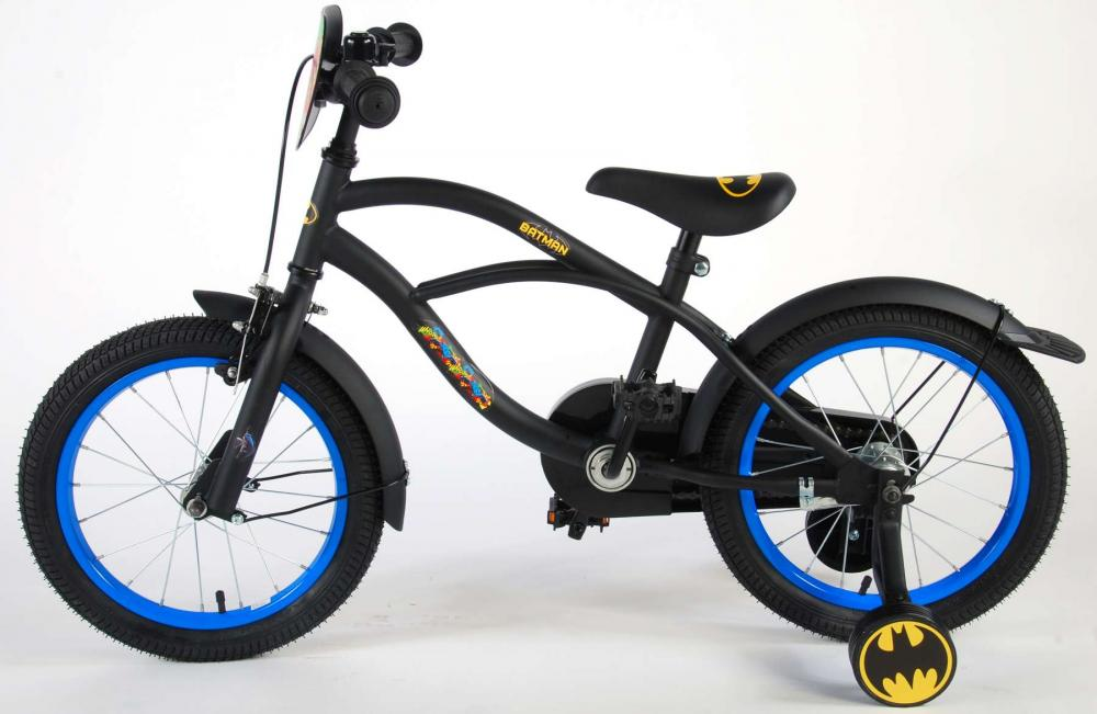 Bicicleta EL Batman 16