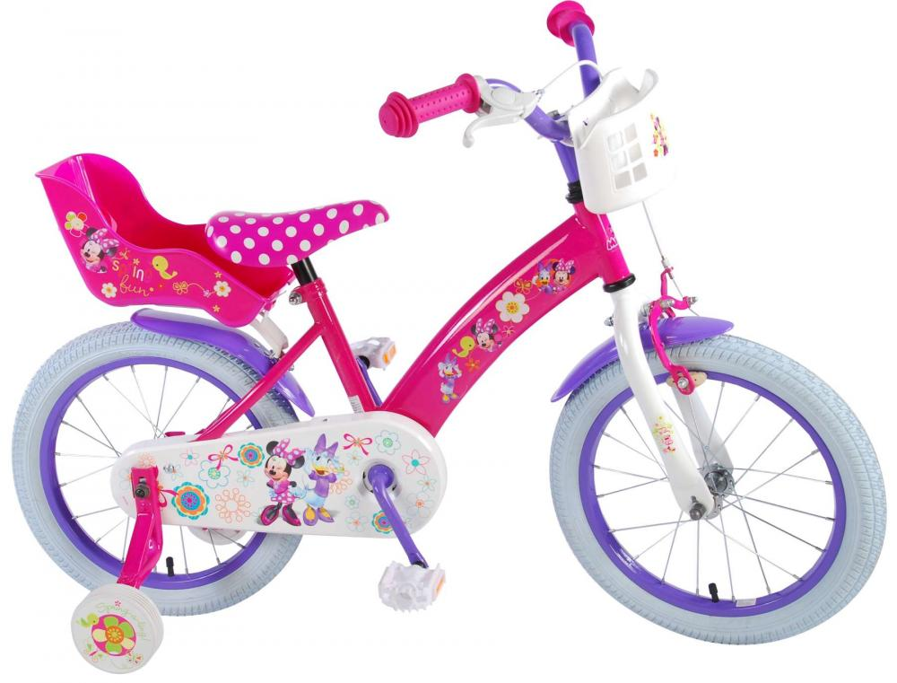 Bicicleta E&L Minnie Mouse Bow-tique 16 inch
