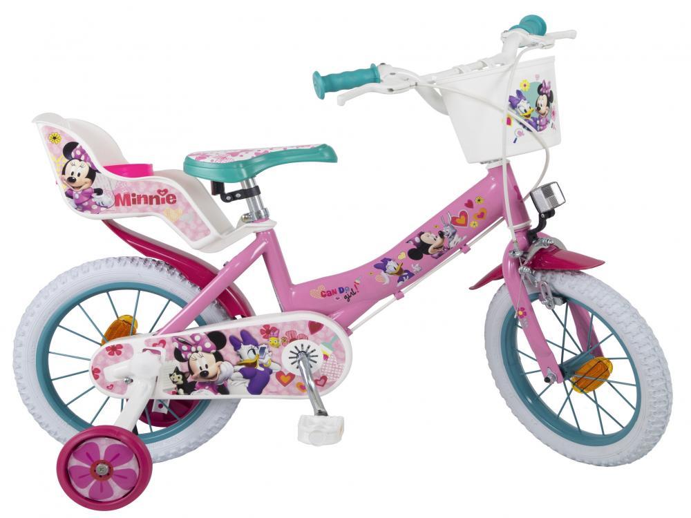 Bicicleta copii Toimsa Disney Minnie Mouse 14 inch