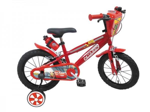 Bicicleta pentru copii Cars 16 inch Mondo