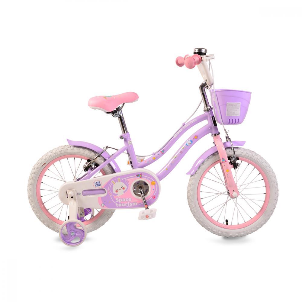 Bicicleta pentru fetite 1683 Purple imagine