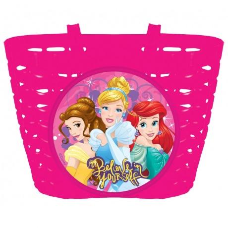 Cos pentru bicicleta Disney Princess