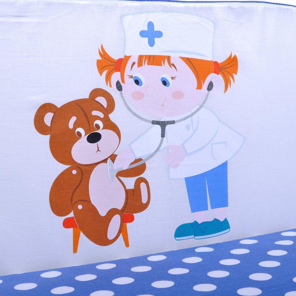 Canapea Extensibila Din Burete Pentru Copii Teddy Doc