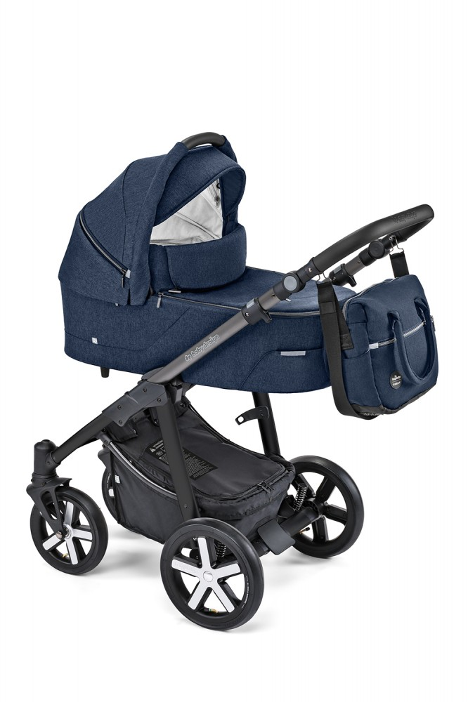 Carucior 2 in 1 Baby Design Husky Winter Pack 03 Navy 2019