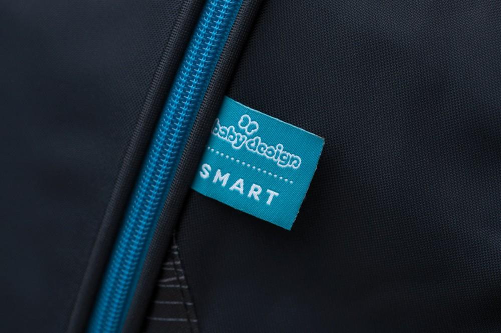 Carucior sport Baby Design Smart 5 Turquoise 2019 - 1