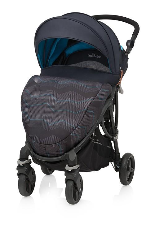 Carucior sport Baby Design Smart 5 Turquoise 2019 - 4