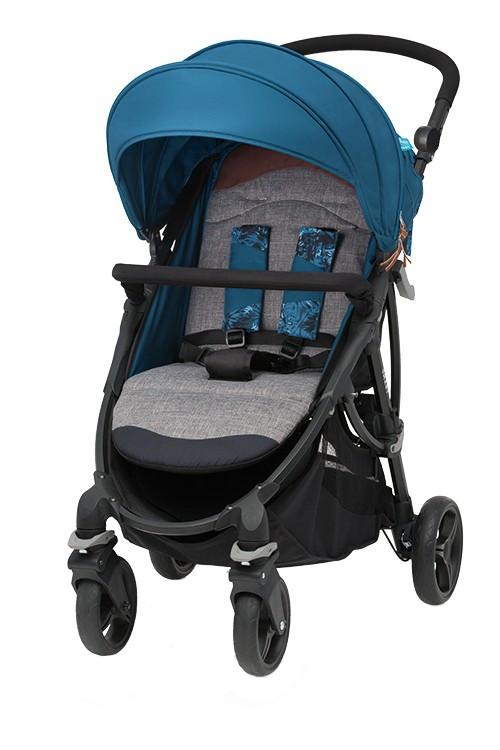 BABY DESIGN Carucior sport Baby Design Smart 5 Turquoise 2019