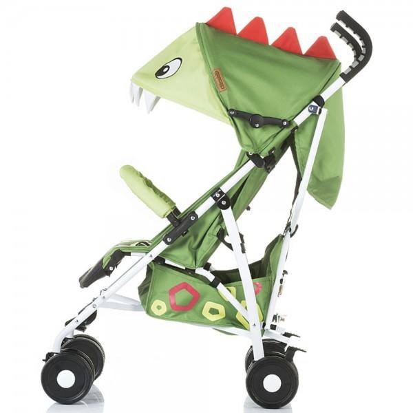 Carucior sport Chipolino Ergo green baby dragon - 1