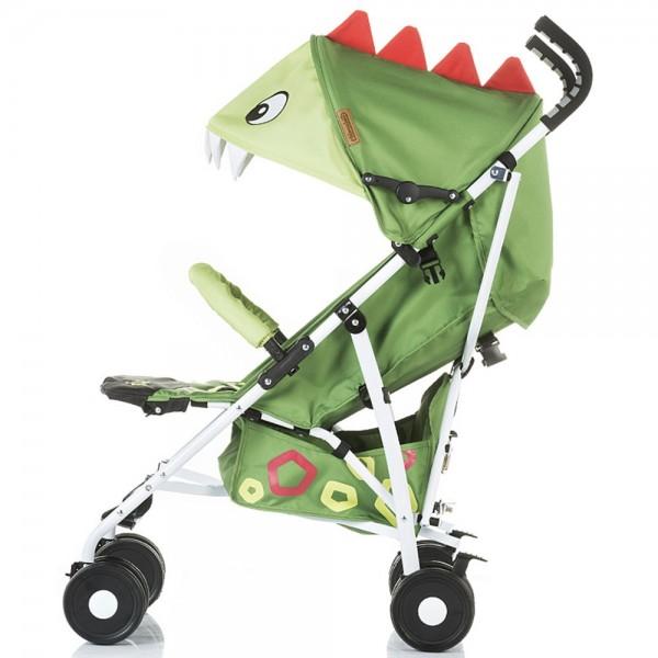 Carucior sport Chipolino Ergo green baby dragon - 2