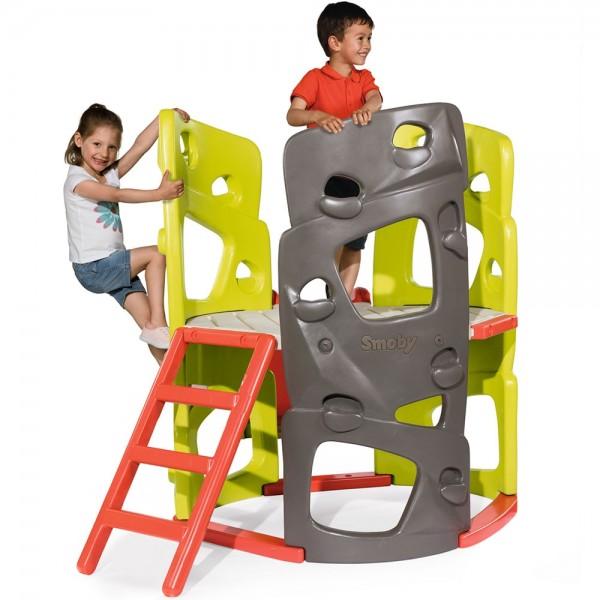 Centru de joaca Smoby Climbing Tower imagine