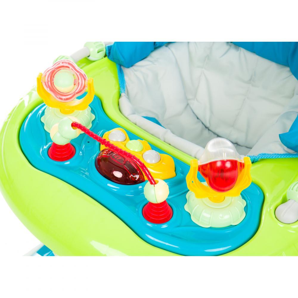 Centru de joaca premergator balansoar Turquoise Fillikid imagine