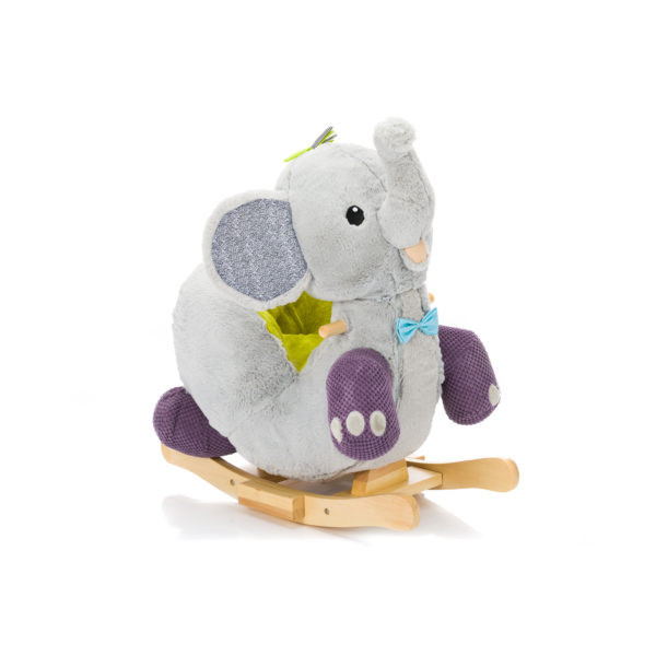 Fotoliu balansoar Elephant Fillikid imagine