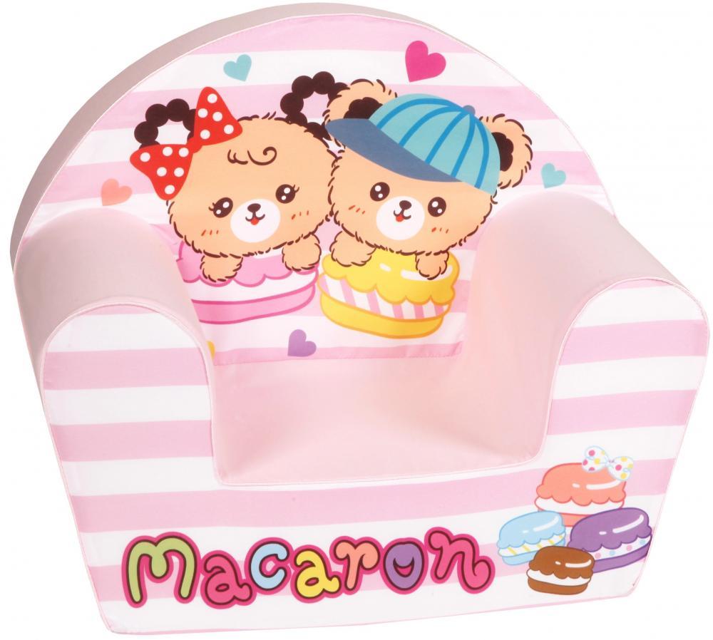Fotoliu din burete Macaron imagine