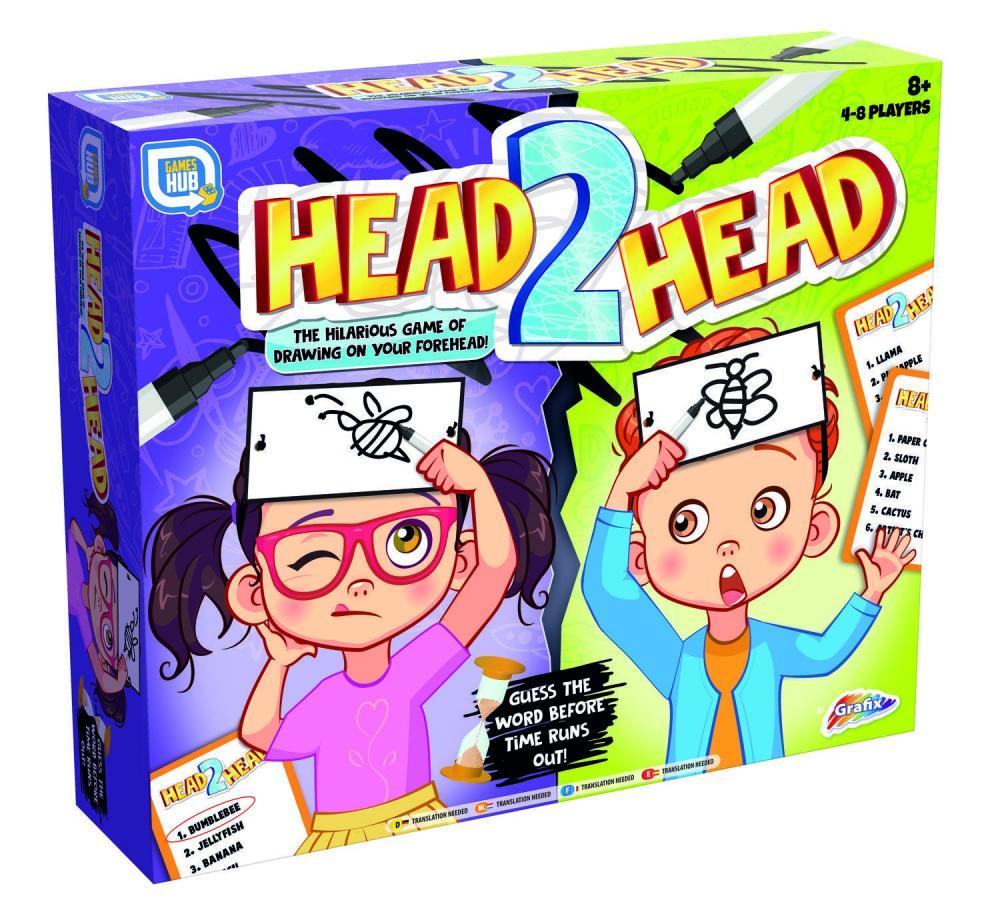 Joc interactiv Head 2 Head